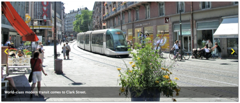 ClarkStreetcar
