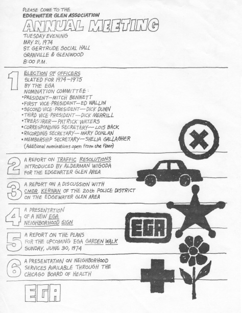 EGA Annual Meeting May 1974 (2)