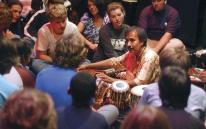 Sandip Burman- Harmonium