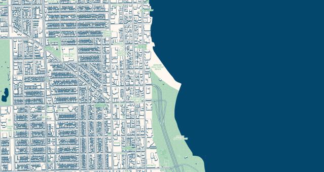 Edgewater Map