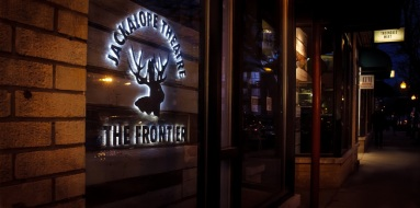 Frontier photo by Alex Hand