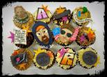 Maddiebird Custom Cupcakes