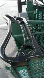 6:45am - Shopping Cart Beer Holders?