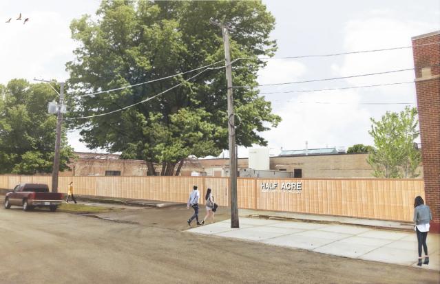 Half-Acre-fence
