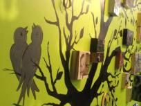 Kat Seno Mural Sneak Peek
