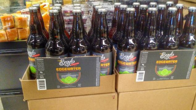 Edgewater Beer