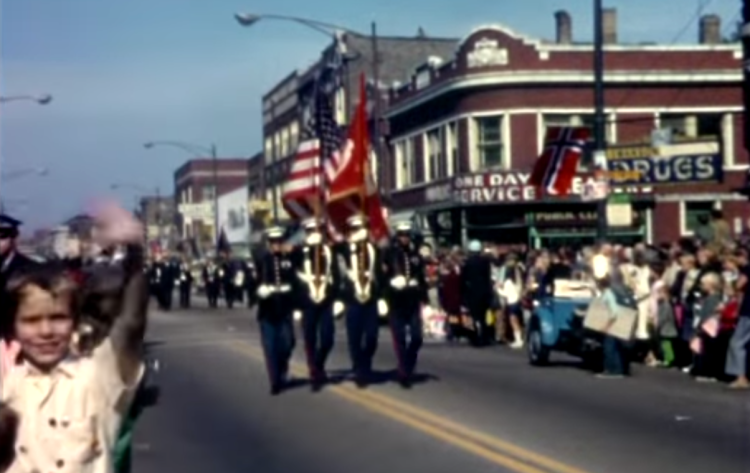 Andersonville Parade 1968