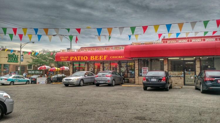 Patio Beef