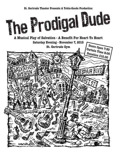 The Prodigal Dude Poster G