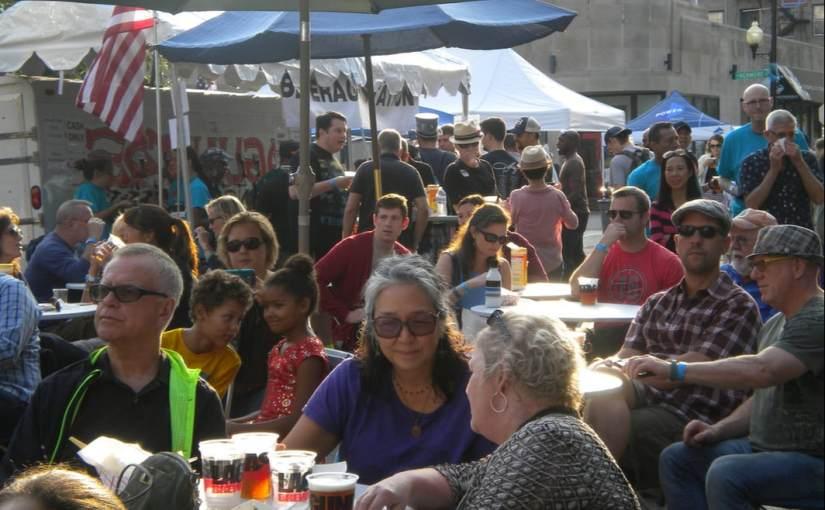 Around the Hood: Edgewater Arts Festival Artist Listings & FestivalMap