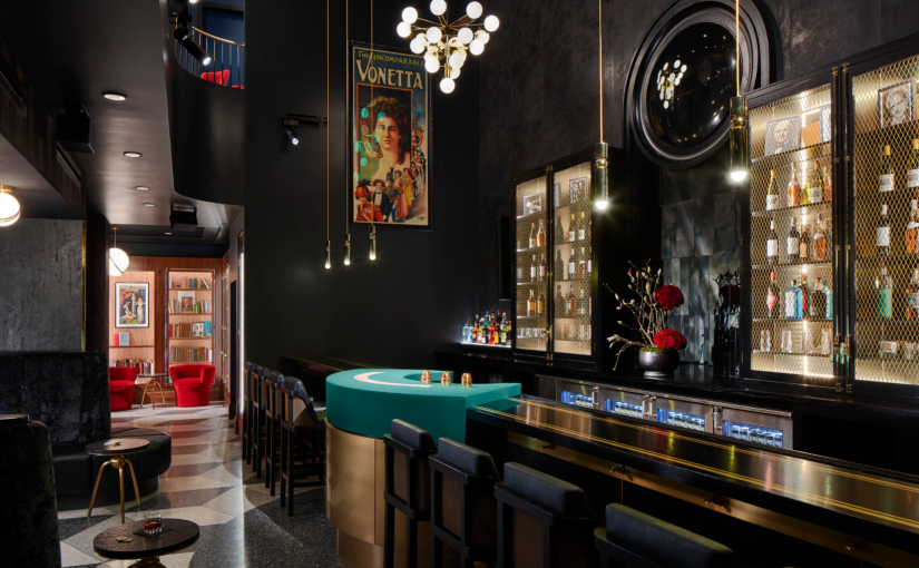 Around the Hood: Chicago Magic Lounge Opens in Andersonville(Video)