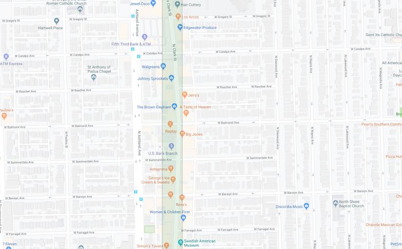 Resurfacing of Clark Street Begins Tomorrow, Tuesday July16