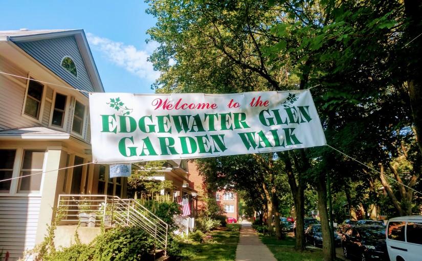 The 46th Annual Edgewater Glen GardenWalk